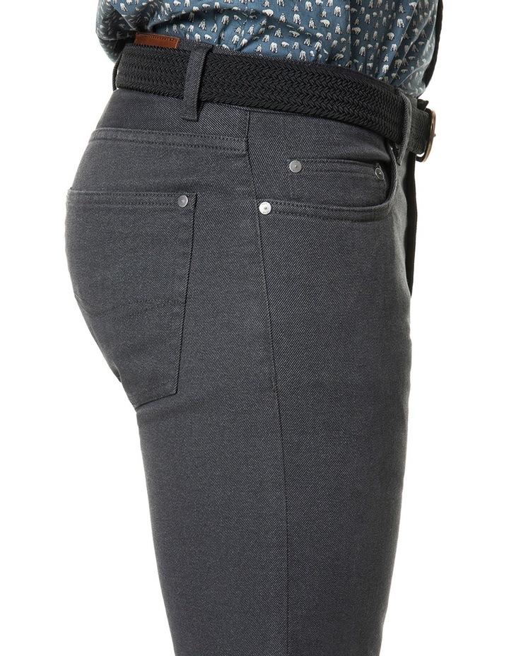 Adams Flat Straight Long Leg Jean - Slate image 4