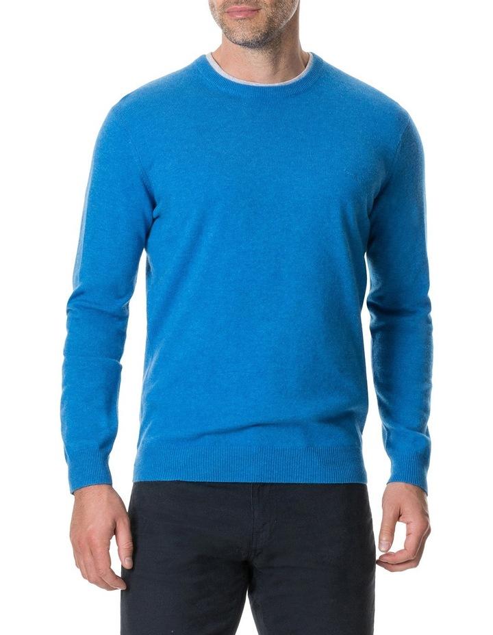 Wellington Knit - Polar Blue image 1