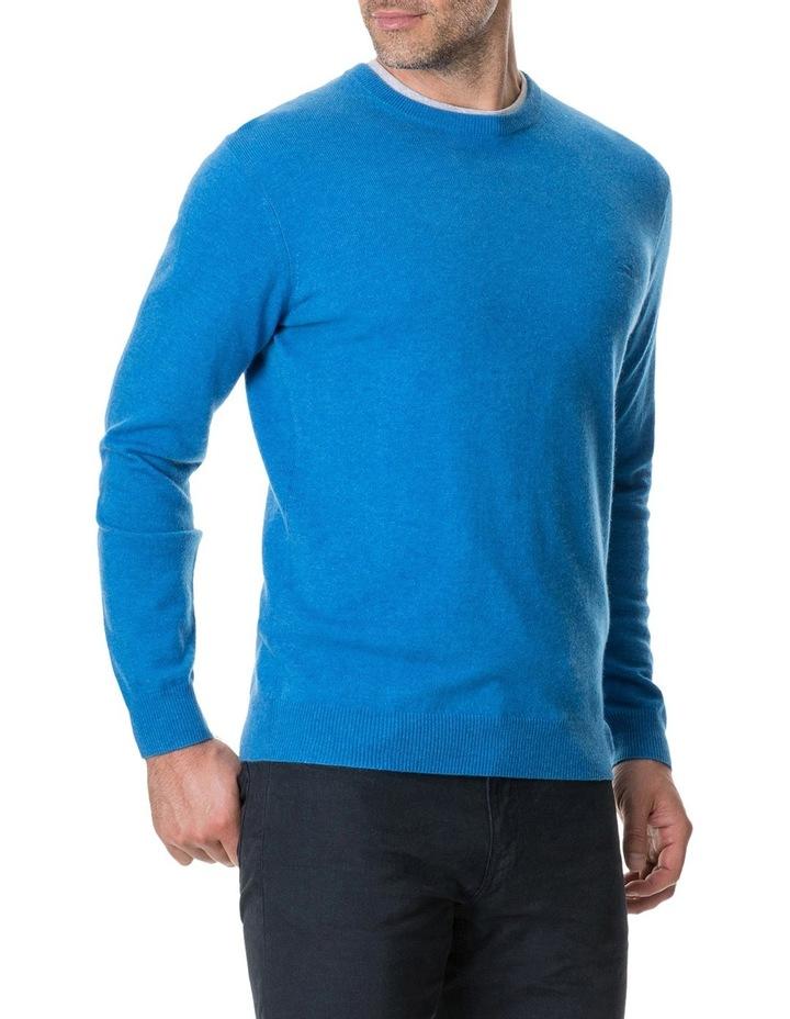 Wellington Knit - Polar Blue image 2