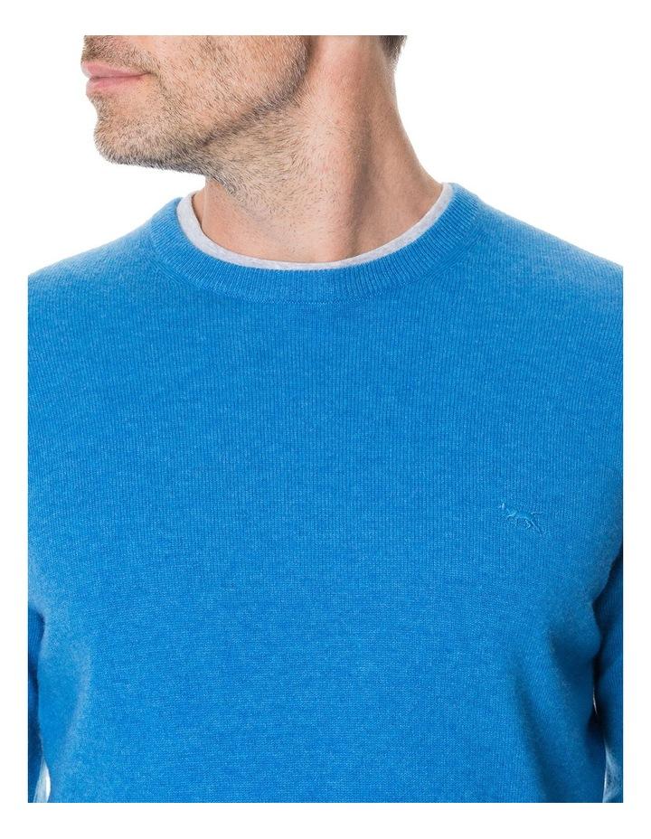 Wellington Knit - Polar Blue image 4