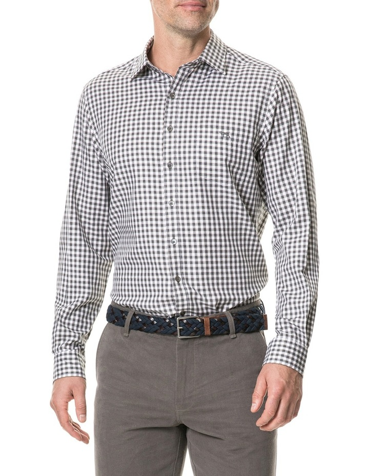 Botany Downs Long Sleeve Shirt - Ash image 1