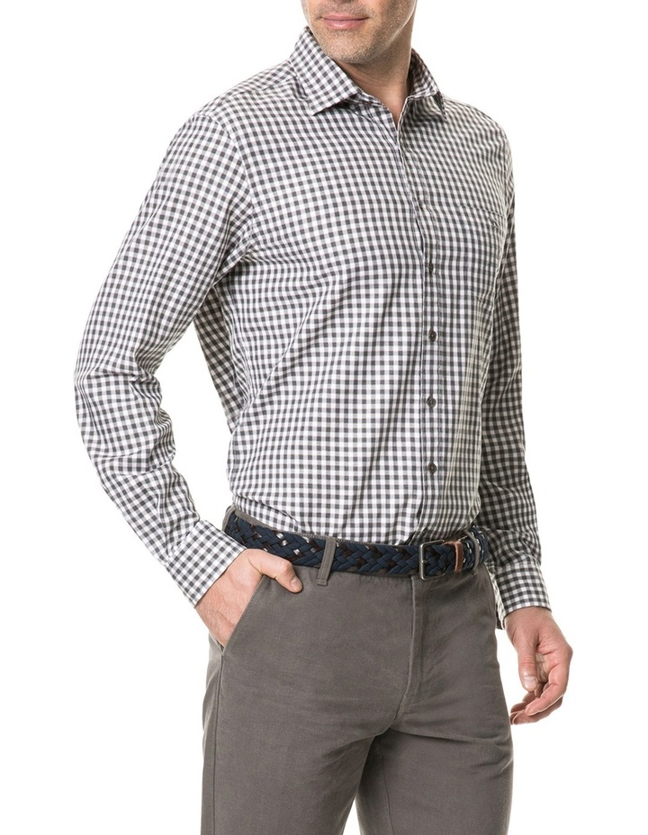 Botany Downs Long Sleeve Shirt - Ash image 2