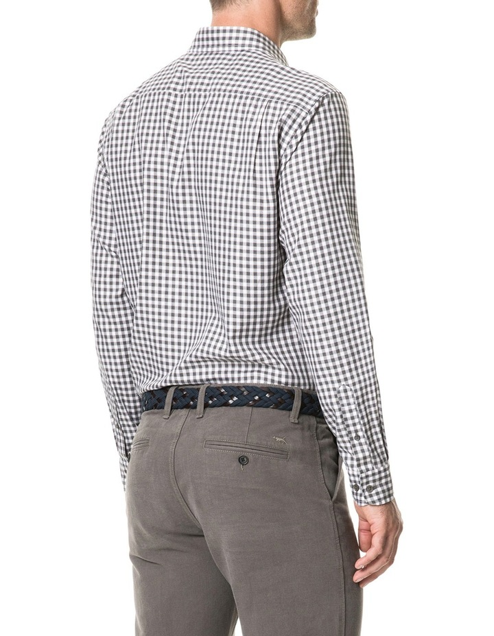 Botany Downs Long Sleeve Shirt - Ash image 3