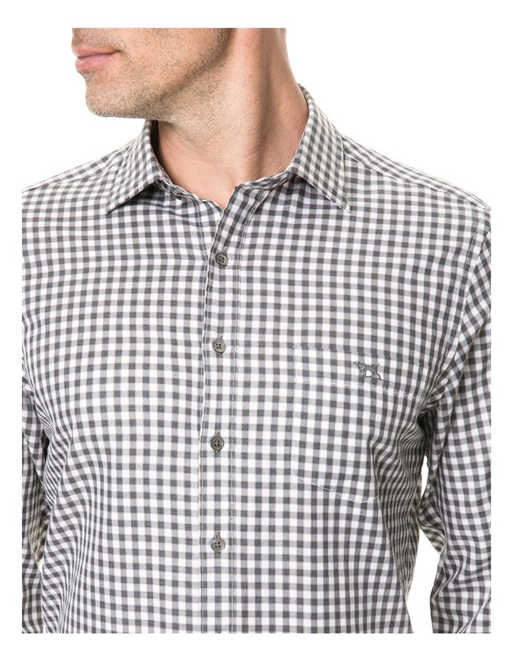 Botany Downs Long Sleeve Shirt - Ash image 4