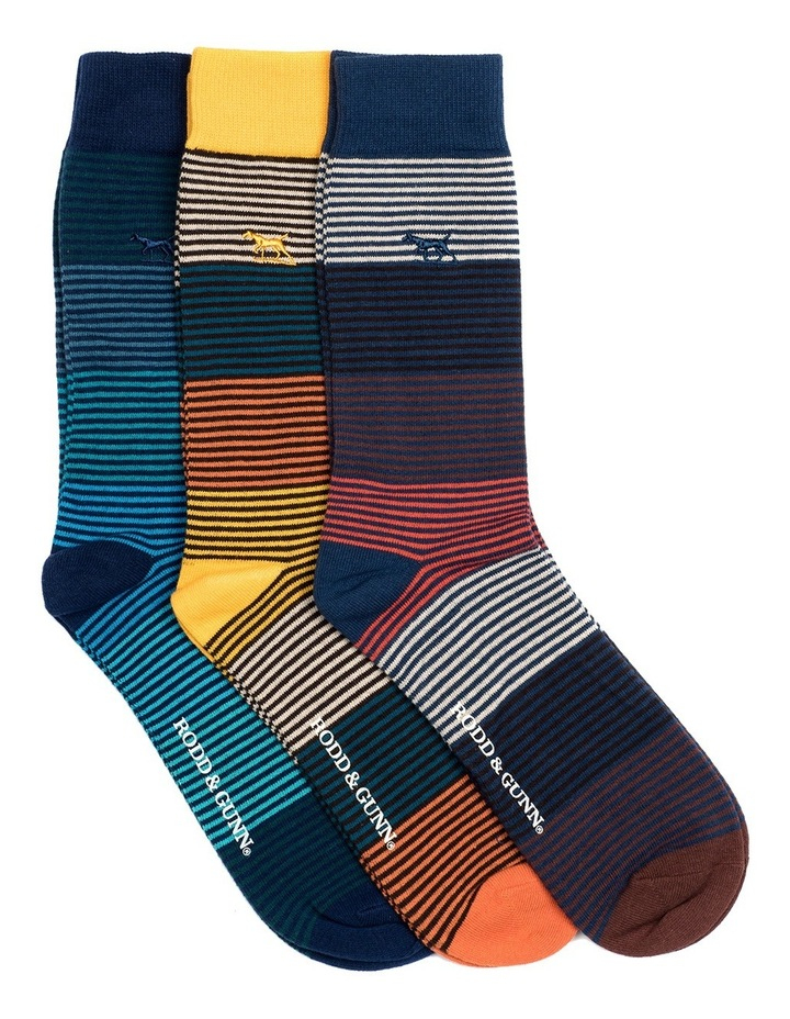 Harrington Road Sock - Assorted image 3