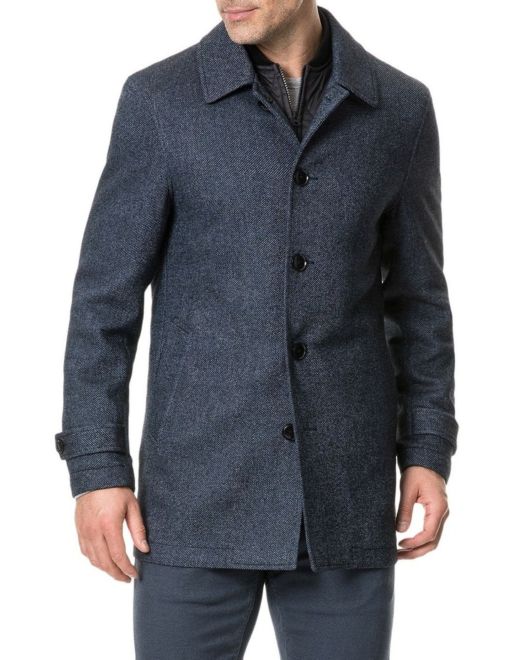 Balmoral Forest Coat - Peacoat image 1