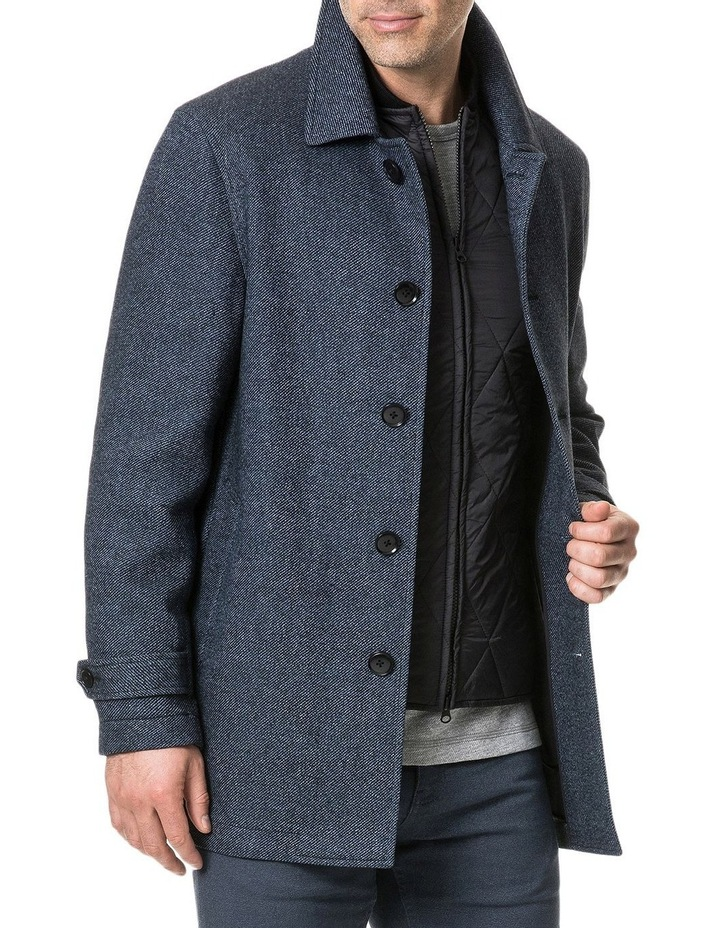 Balmoral Forest Coat - Peacoat image 2