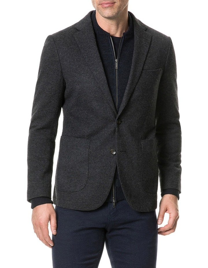 Massey East Jacket - Granite image 1