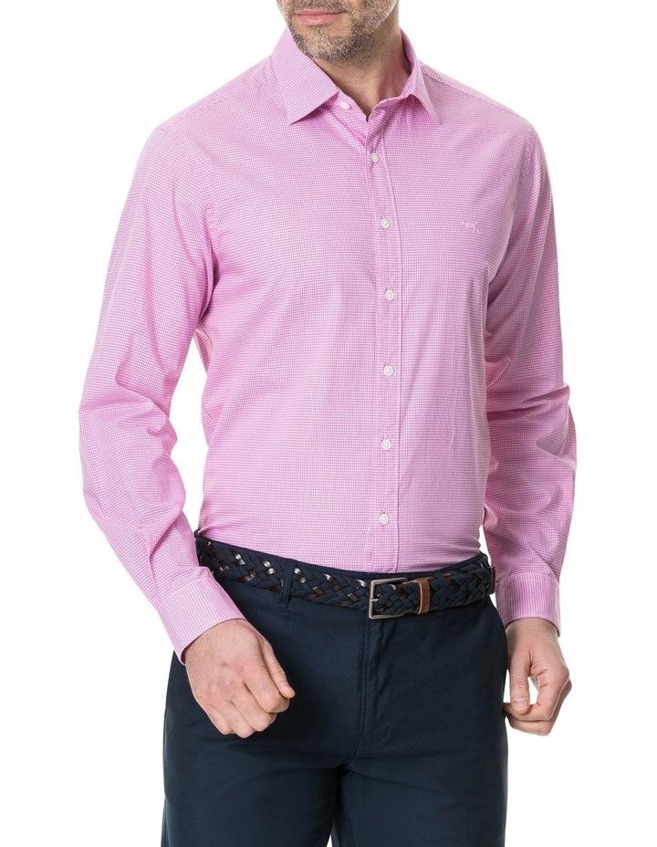 Glenrock Long Sleeve Shirt - Fuchsia image 1