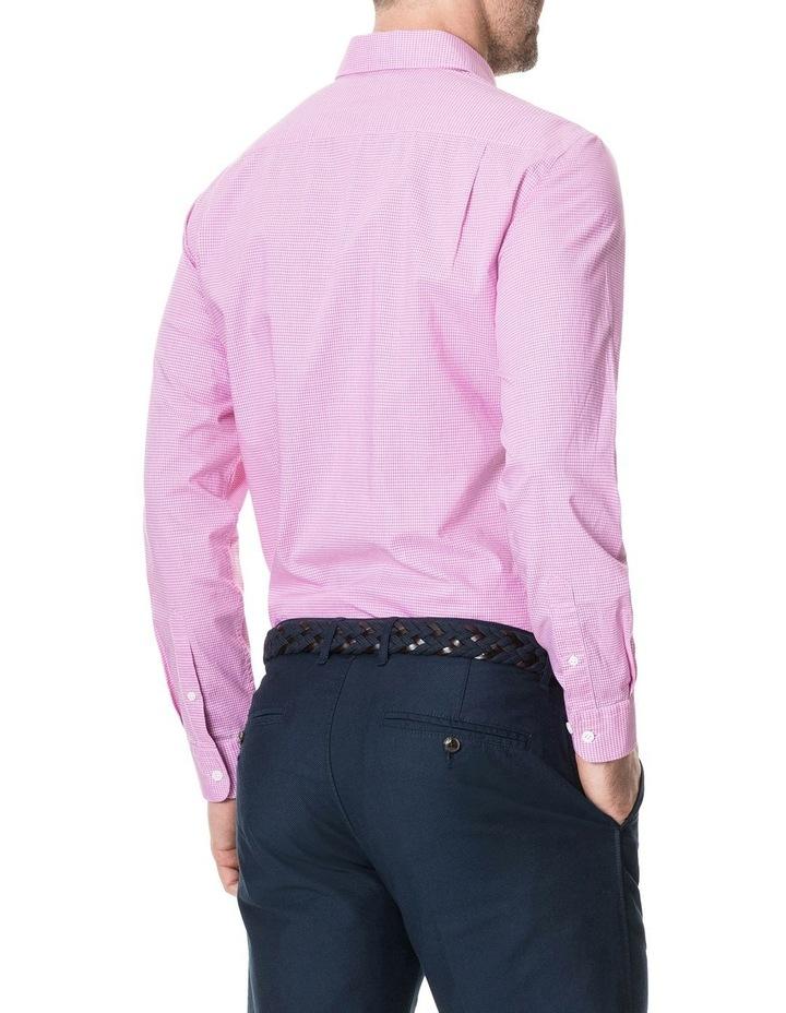 Glenrock Long Sleeve Shirt - Fuchsia image 3