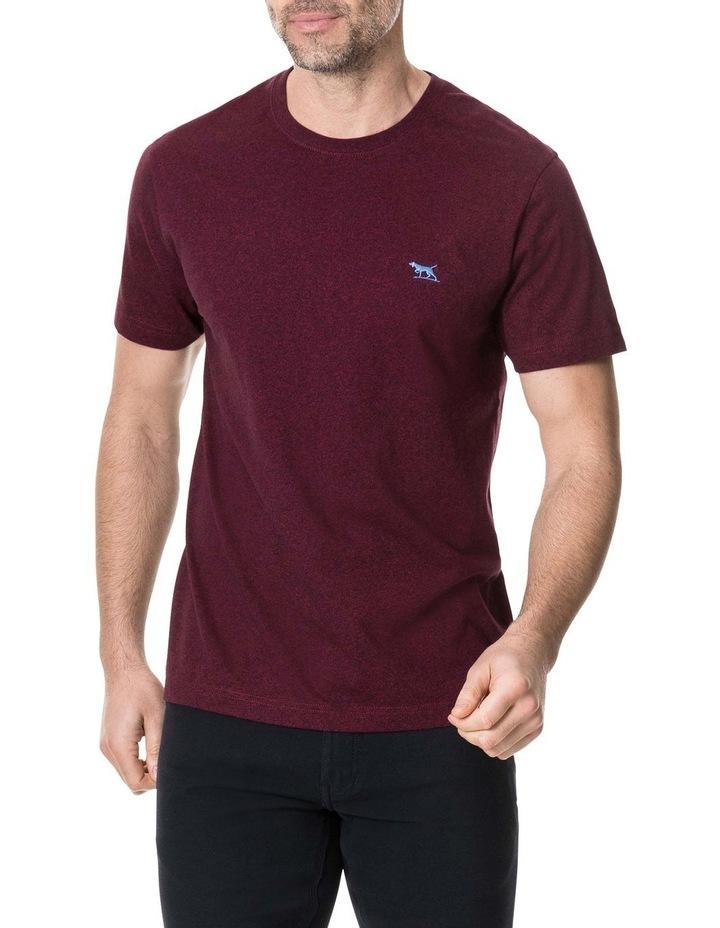 The Gunn T-Shirt - Garnet image 1