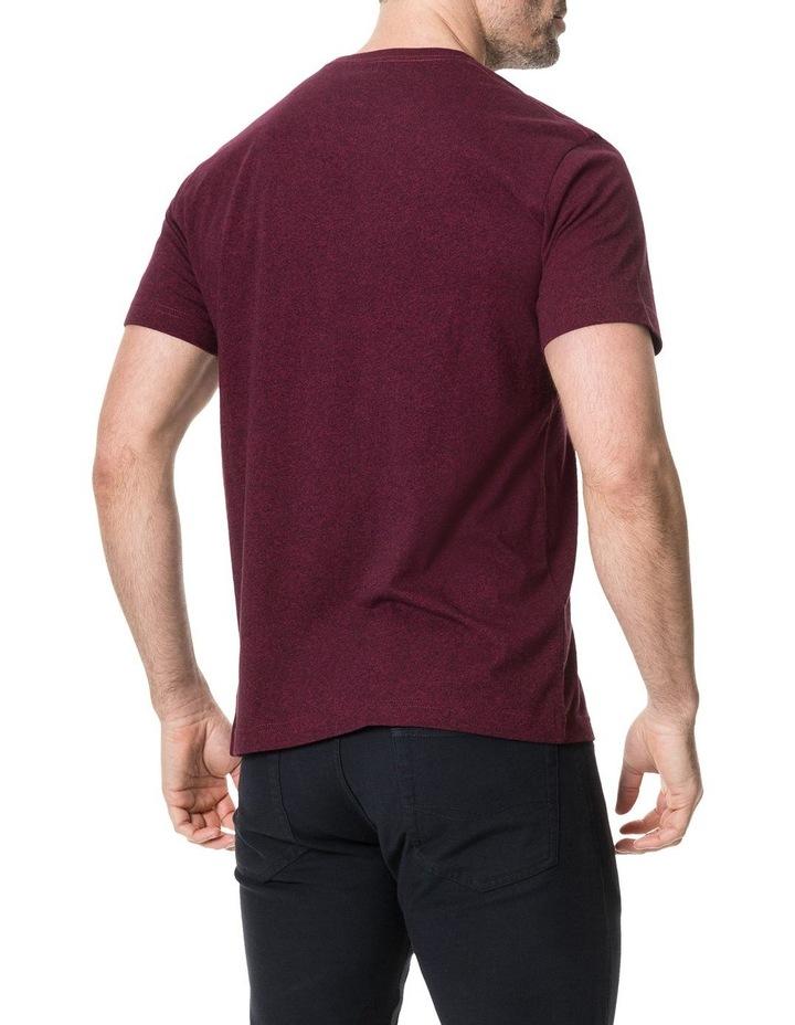 The Gunn T-Shirt - Garnet image 2