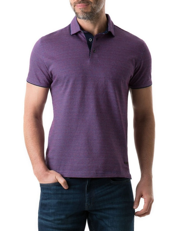 Wendon Valley Sports Fit Polo - Ocean image 2