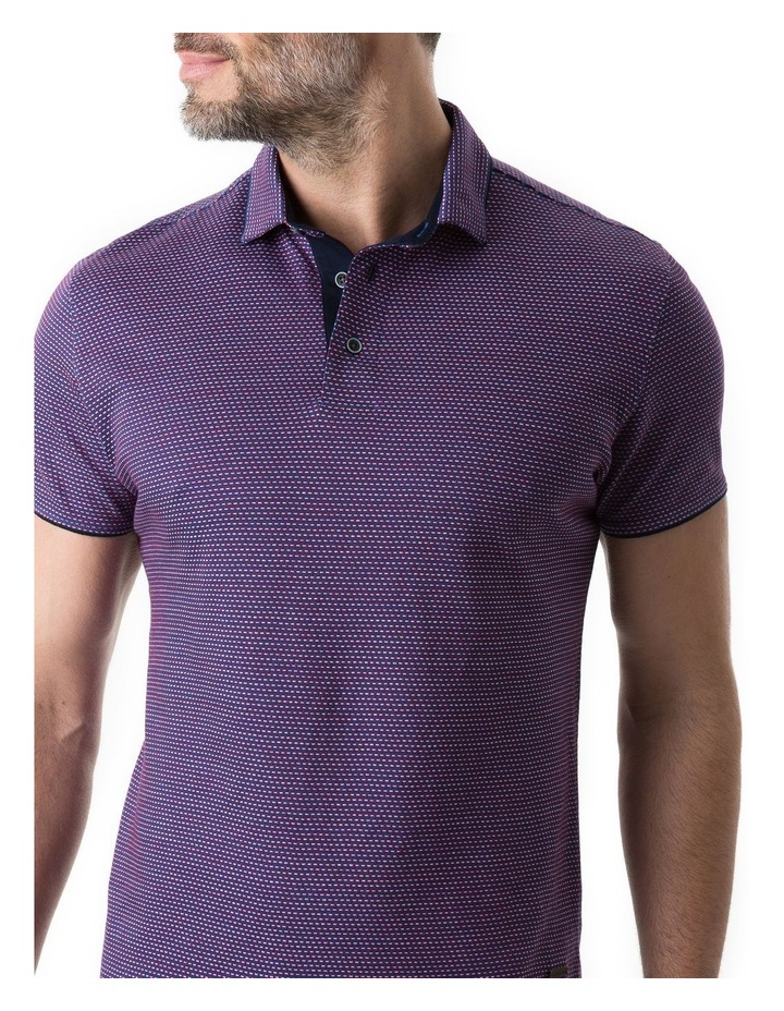Wendon Valley Sports Fit Polo - Ocean image 5