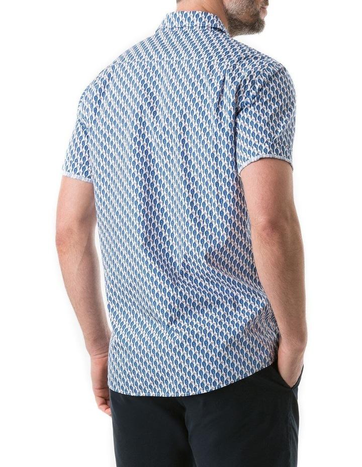 Amritsar Short Sleeve Shirt - Bluebell image 3