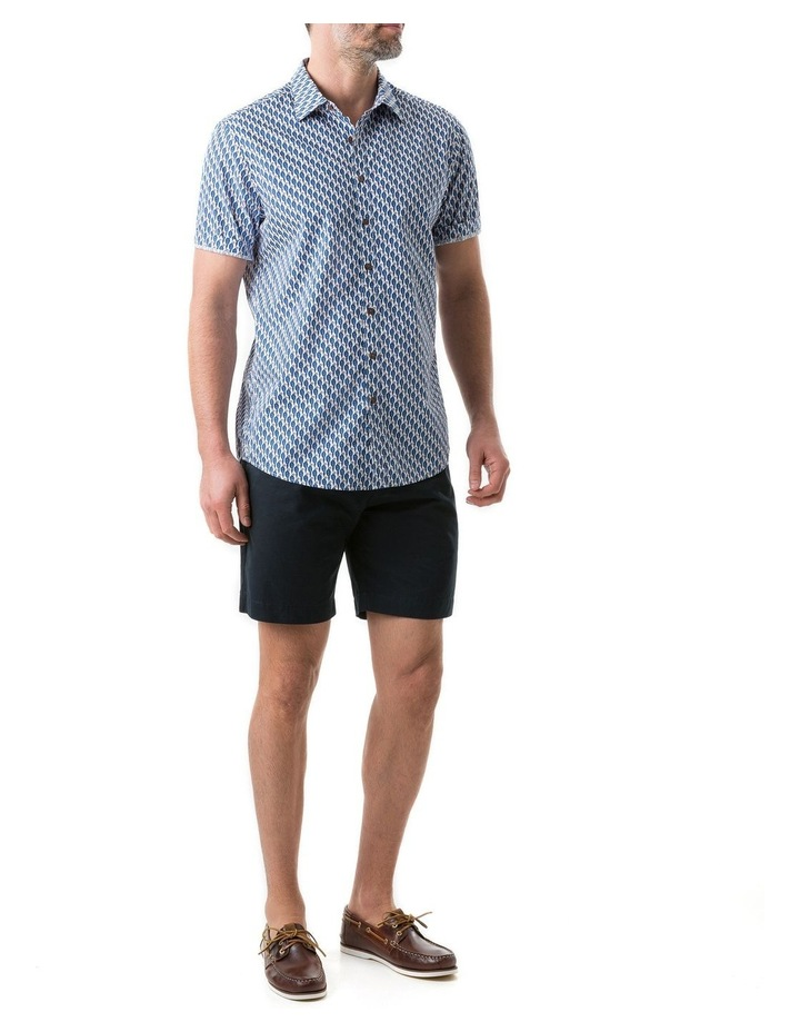 Amritsar Short Sleeve Shirt - Bluebell image 4