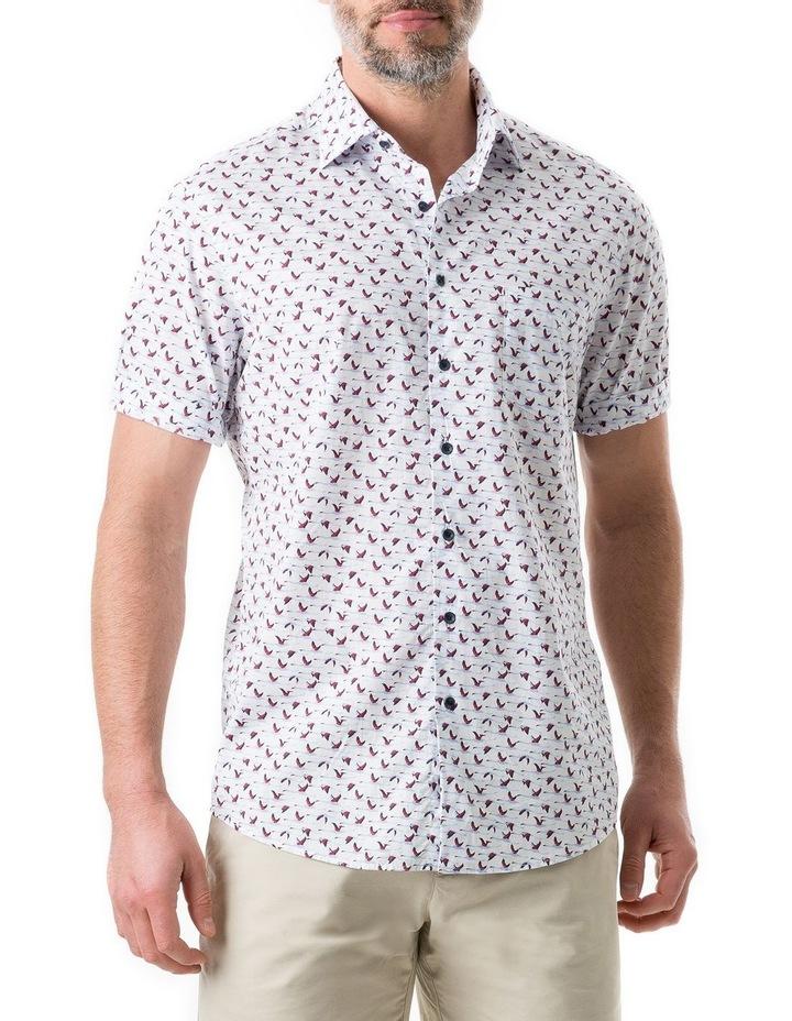 Montrose Short Sleeve Shirt - Snow image 1