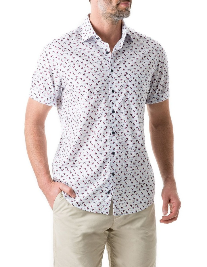 Montrose Short Sleeve Shirt - Snow image 2