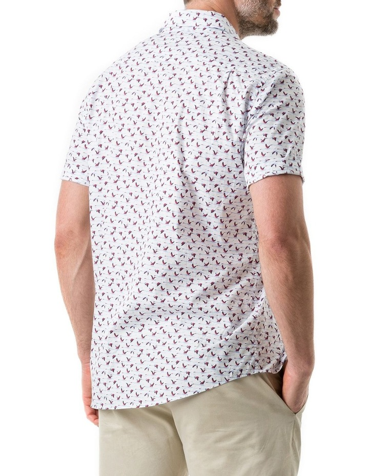 Montrose Short Sleeve Shirt - Snow image 3