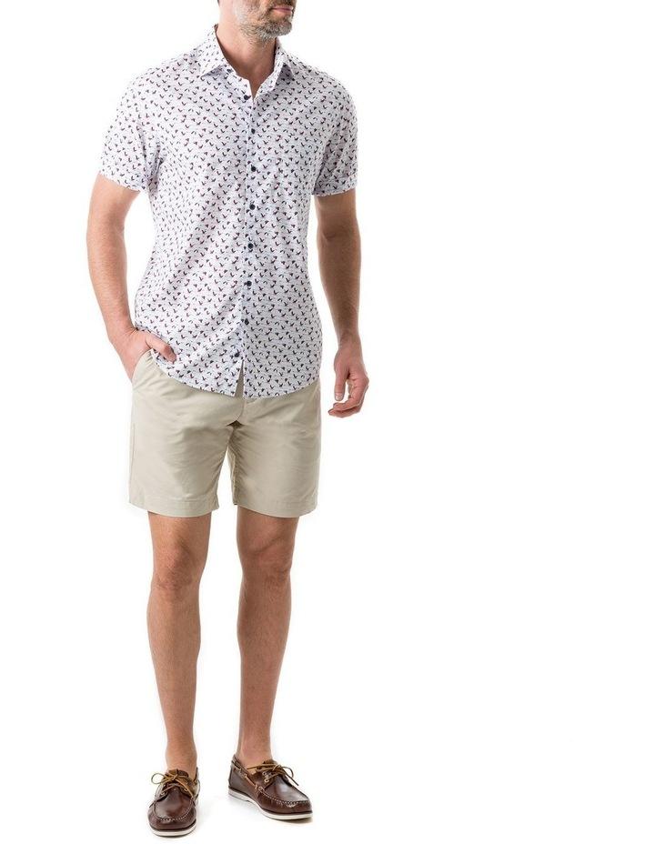 Montrose Short Sleeve Shirt - Snow image 4