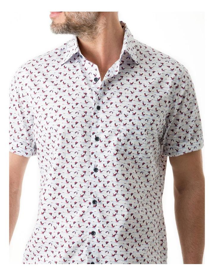 Montrose Short Sleeve Shirt - Snow image 5