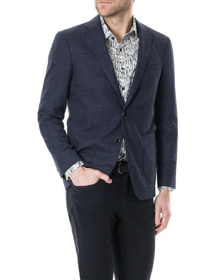 Pickney Jacket - Blue Graphite image 2