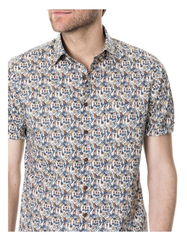 7ee17744 Rodd & Gunn | Thorton Short Sleeve Shirt - Riviera | MYER