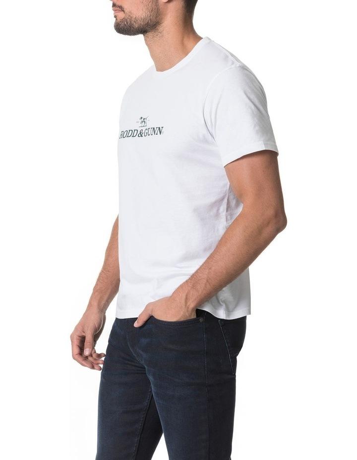 Logo T-Shirt - Snow image 2
