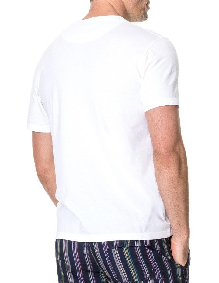 Camp Bay T-Shirt - Snow image 3