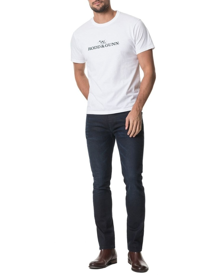 Logo T-Shirt - Snow image 5