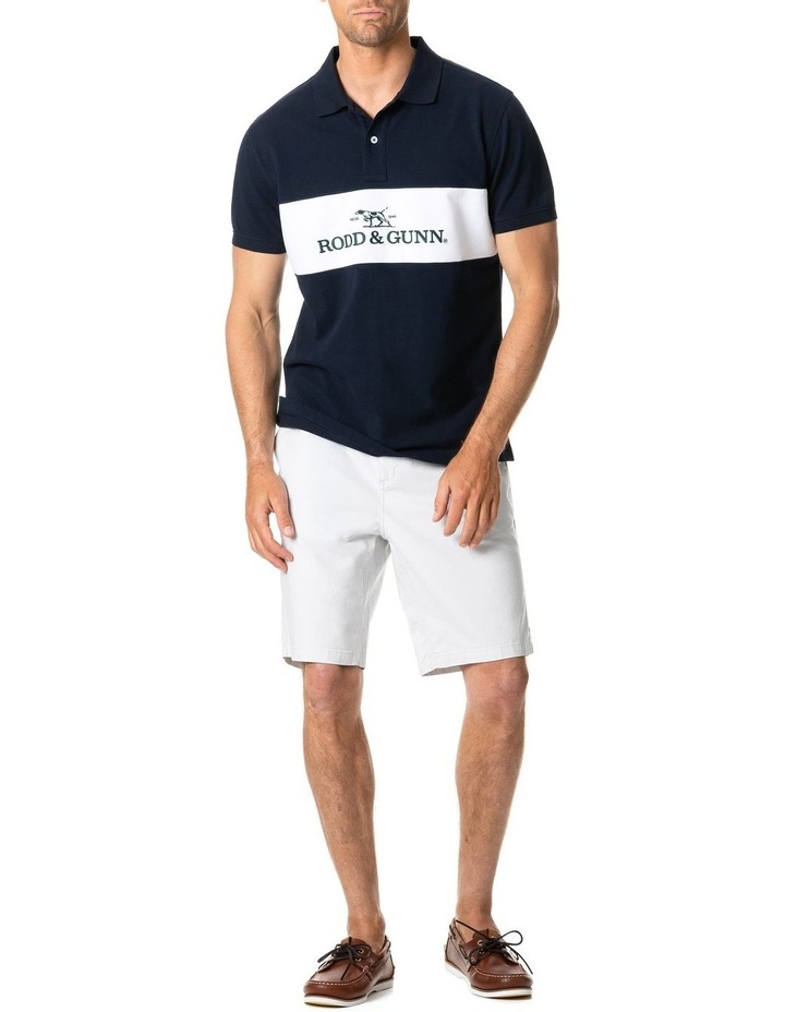 Ealing Sports Fit Polo - True Navy image 3