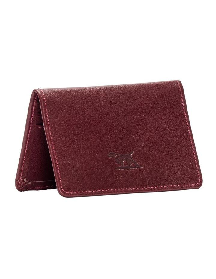 Lewis Pass Wallet - Oxblood image 2
