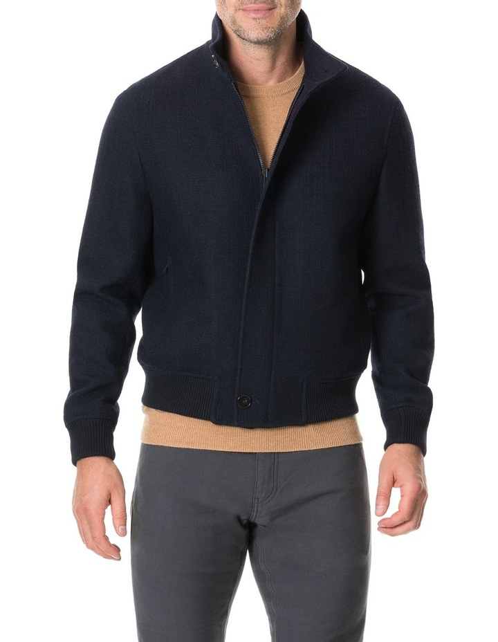 Wallingford Jacket - Navy image 1