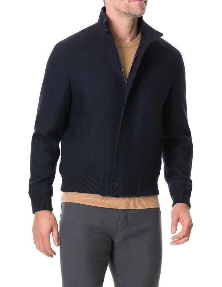 Wallingford Jacket - Navy image 2