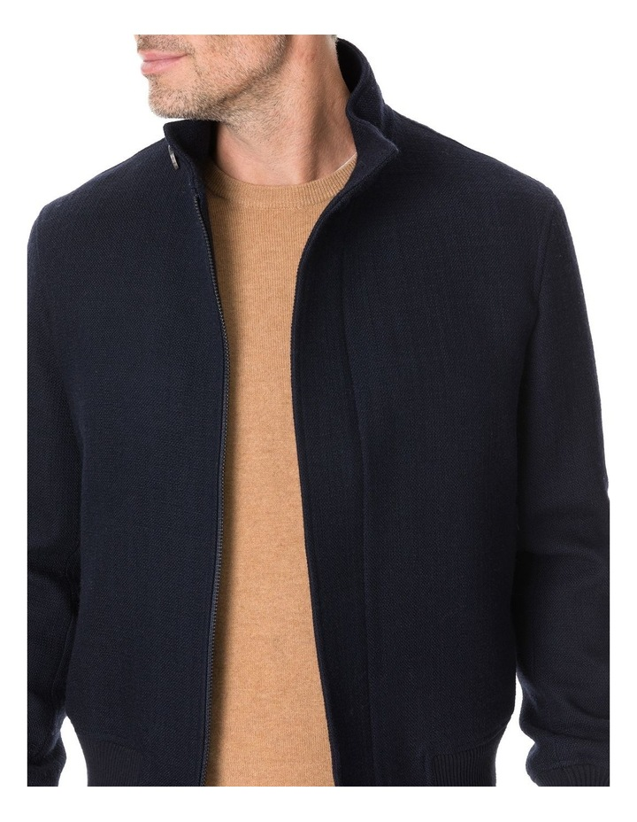Wallingford Jacket - Navy image 4