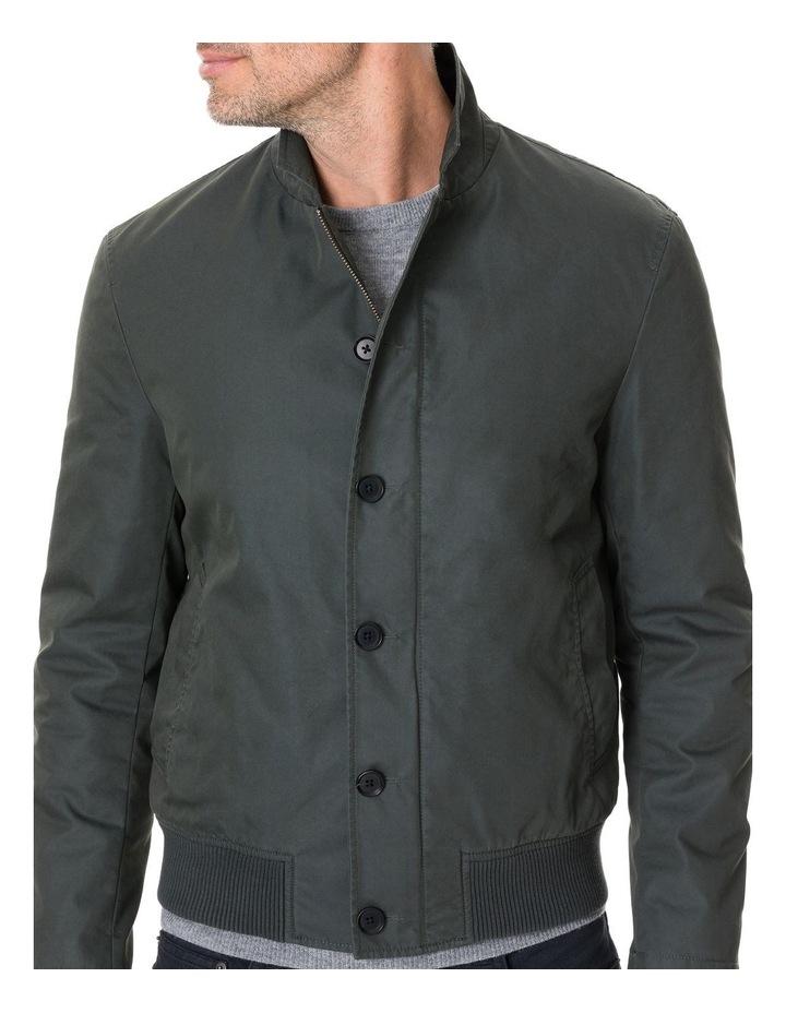 Rodd & Gunn Masons Flat Jacket - Olive
