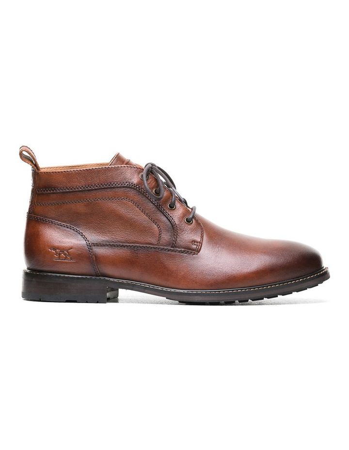 Rodd & Gunn Fendalton Road Boot - Dark Tan image 1