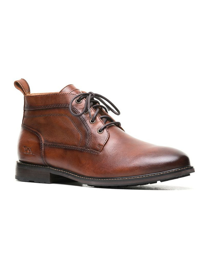 Rodd & Gunn Fendalton Road Boot - Dark Tan image 2