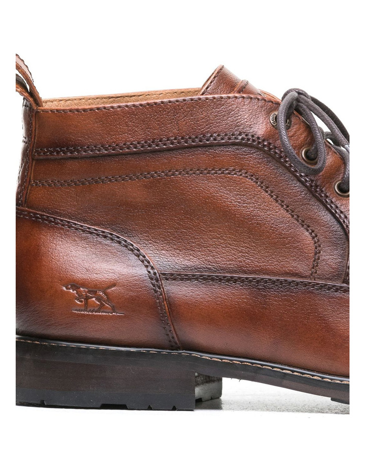 Rodd & Gunn Fendalton Road Boot - Dark Tan image 4