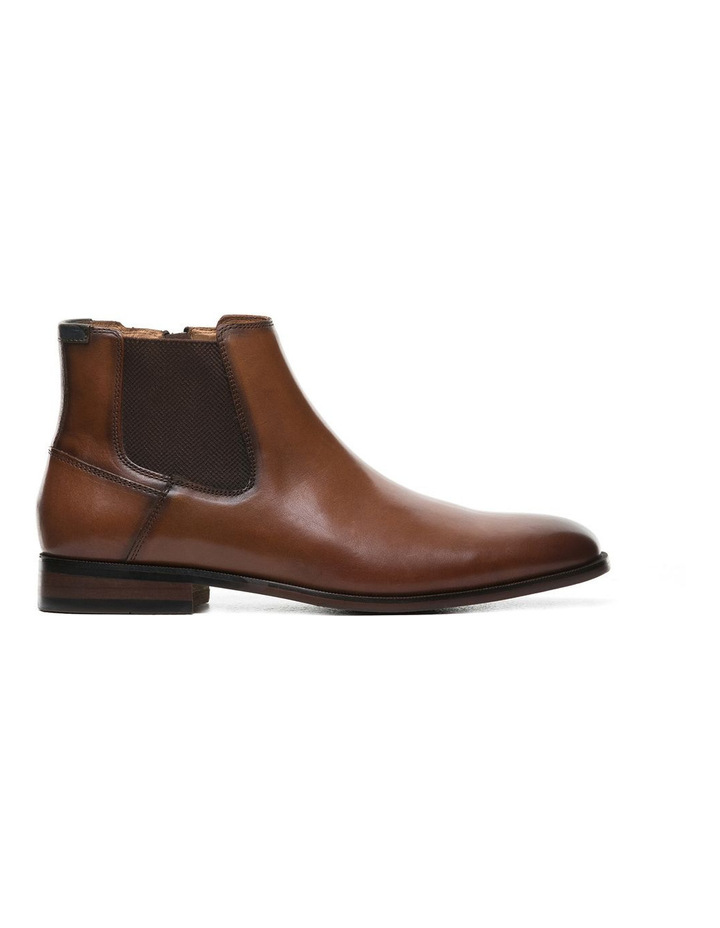 Nicholls Street Boot - Cognac image 1