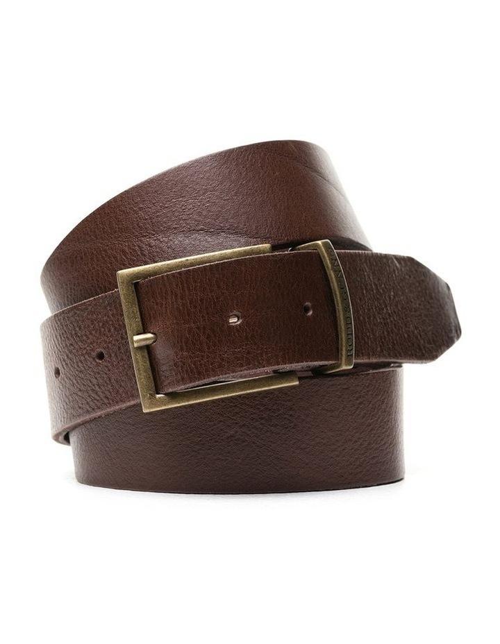 Summit Lane Belt - Chocolate image 1