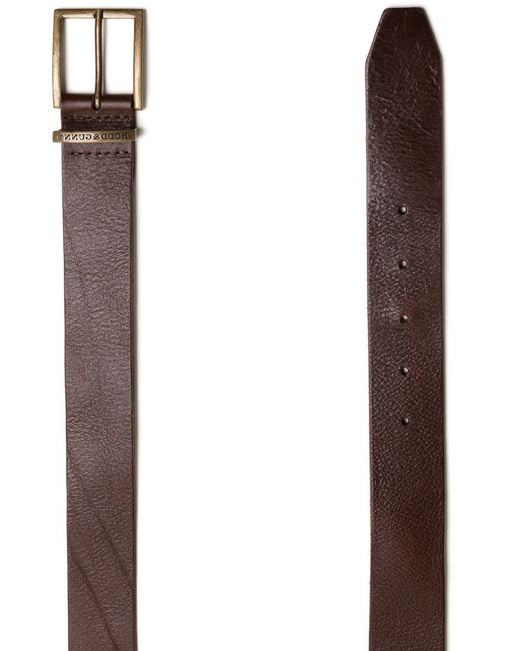 Summit Lane Belt - Chocolate image 2