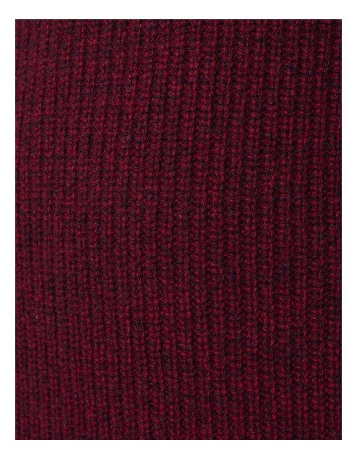 Charlestown Knit - Merlot image 6