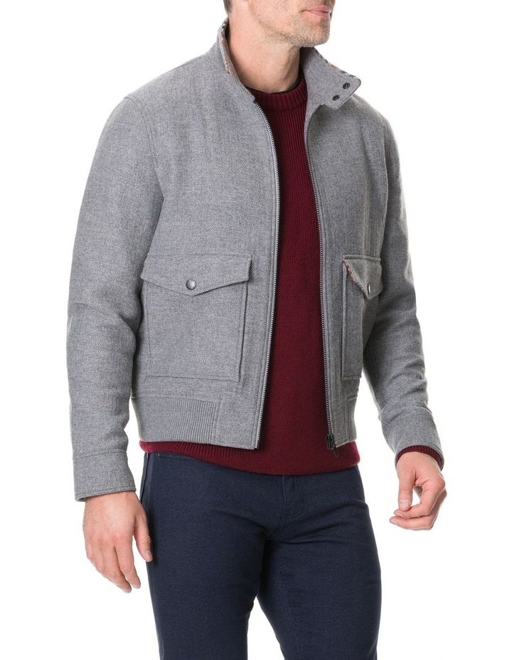 West End Jacket - Ash image 2