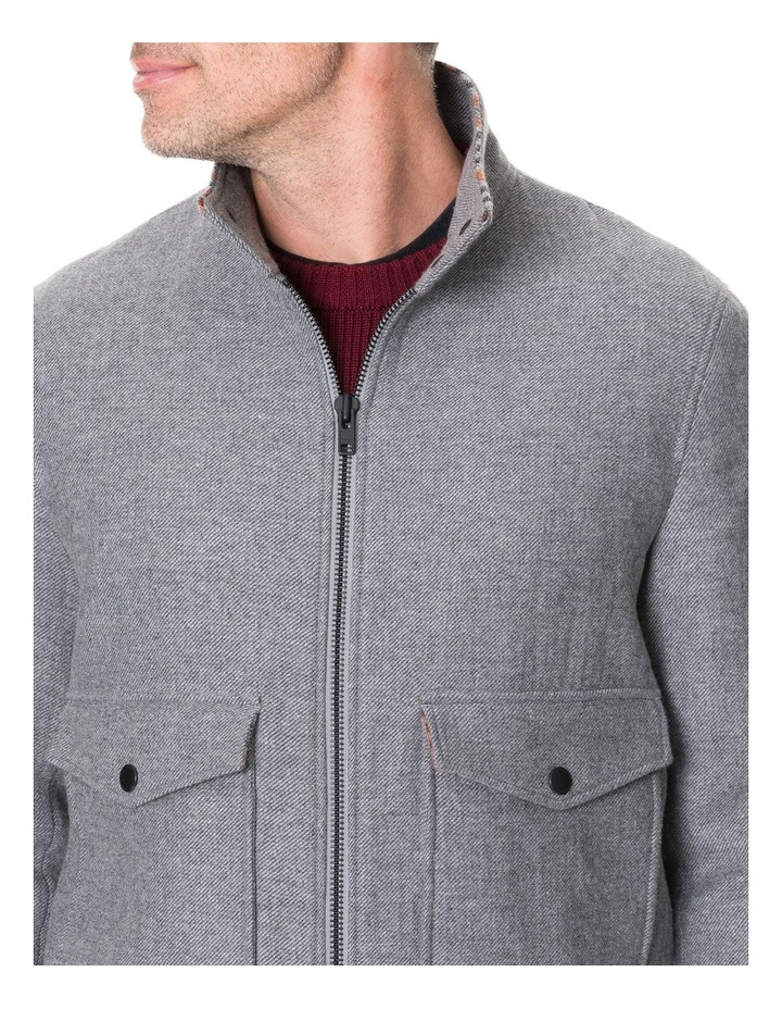 West End Jacket - Ash image 5