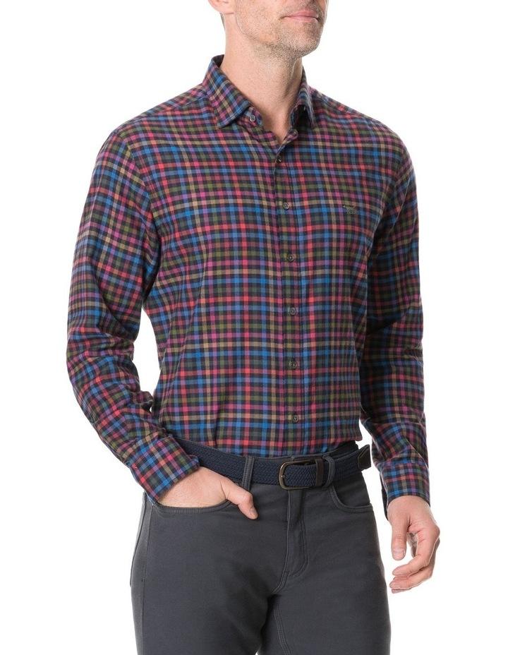 Evansdale Long Sleeve Shirt - Nero image 2
