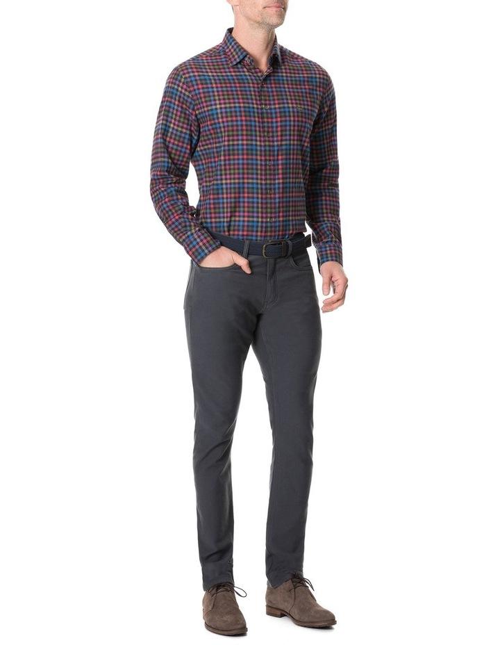 Evansdale Long Sleeve Shirt - Nero image 3