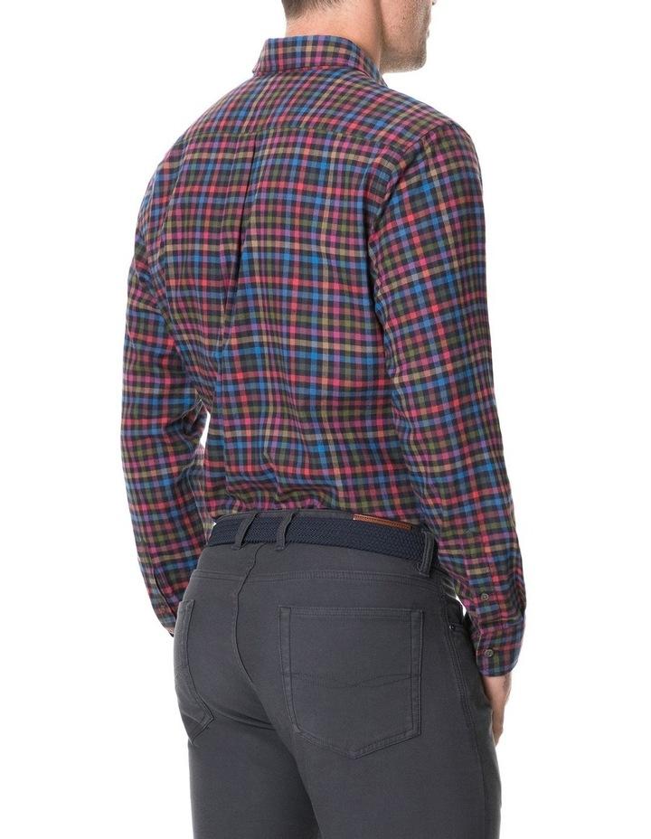 Evansdale Long Sleeve Shirt - Nero image 4