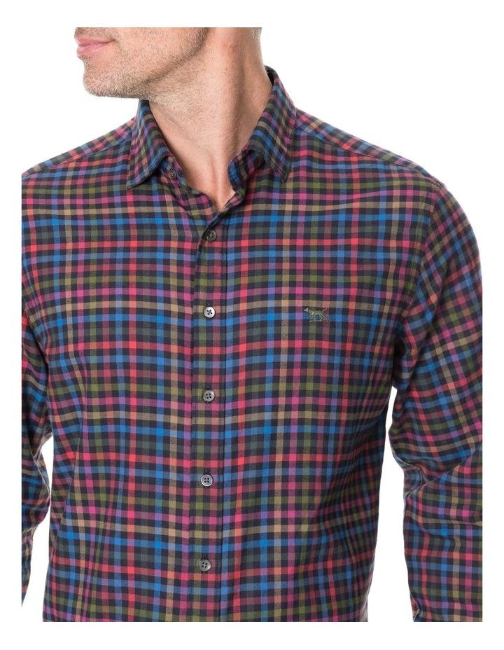Evansdale Long Sleeve Shirt - Nero image 5
