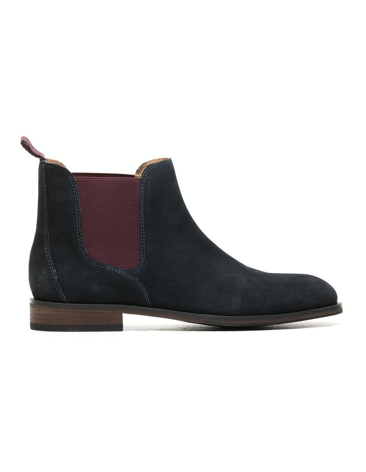 Kingsview Road Chelsea Boot - Navy image 1